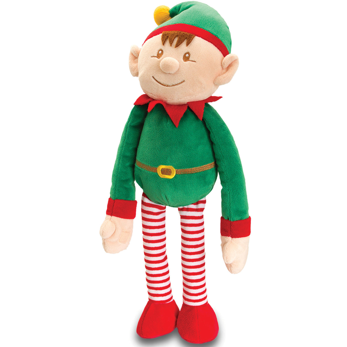 Medium Santa's Elf Soft Toy - Keel Toys Christmas