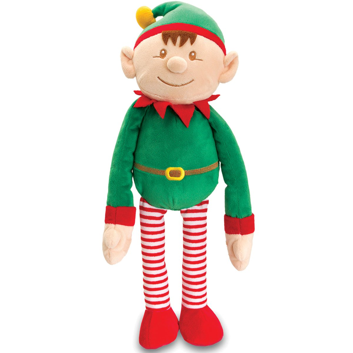 Large Christmas Elf Cuddly Doll - Keel Toys Christmas