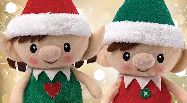 Elf on the Shelf - Christmas Elf Dolls Back in Stock