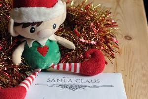 h Santa's Official Letterhead