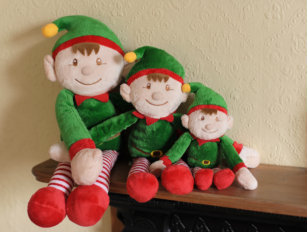 Keel Toys Elves on a Shelf